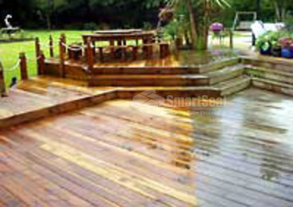Keep your decking looking like new